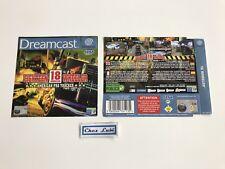 Covers / Jaquettes - Eighteen Wheeler / 18 Wheeler - Sega Dreamcast - PAL EUR