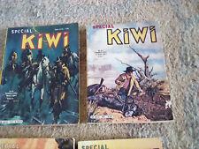 LOT DE SPÉCIAL KIWI - N° 88-94 ET 2 ALBUMS N° 30-32 EN BON ÉTAT GÉNÉRAL