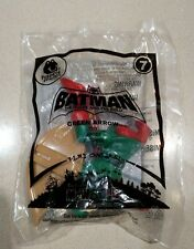 "McDonalds Happy Meal Toy ""Batman: The Brave And The Bold"" GREEN ARROW #7, NIP"