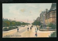 Lancashire Lancs LIVERPOOL Princes Ave pre1919 PPC local pub Hugo Lang