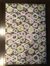 Pottery Barn Teen Madison Bulletin Board Large Size Gray Floral