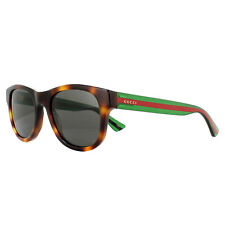 Gucci Sunglasses GG0003S 003 Havana Green Red Green