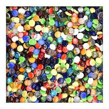 500 g Mosaiksteine Glasmosaik Farbe Orange D94 9,80€//kg