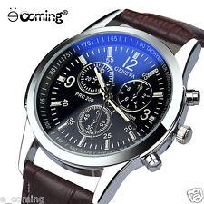 Fashion Watches Men Quartz Dress Watch Sports Military Relojes Geneva Wristwatch