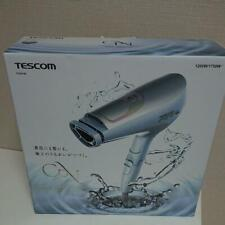 TESCOM TCD 5100-W collagen ion hair dryer From Japan Free Shipping