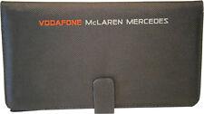 Vodafone McLaren Mercedes Travel Wallet Passport Holder Promotional Gift Item