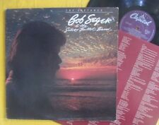 Bob Seger & The Silver Bullet Band Lp- The Distance