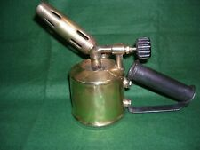 A VINTAGE GOVERNOR PETROL  BLOWTORCH.