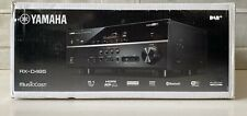 Yamaha RX-D485 AV Receiver with DAB Tuner - Brand New