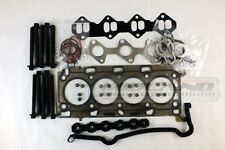 VAUXHALL VIVARO 2.0 CDTi 16 VALVE M9R DIESEL ENGINE HEAD GASKET SET & BOLTS*NEW*