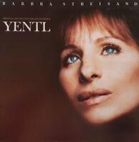 Barbra Streisand-Yentl Motion Picture Soundtrack Vinyl LP.1983 CBS 68302.