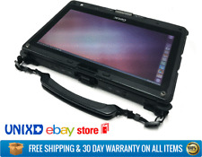 Getac V110 Multi-Touch 11.6 Swivel Screen Tablet Intel i5-4300U 128GB Toughbook