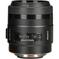 Sony SAL3514G 35mm F1.4 G Lens + Filters