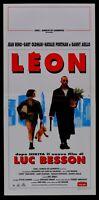 Cartel Leon Luc Besson Jean Reno Gary Oldman Natalie Portman Aa Película L109