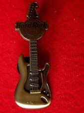 HRC Hard Rock Cafe Cologne Köln 3D Guitar Bronze 2007