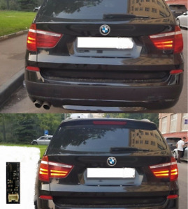 MODULO LUCES TRASERAS LED B003809.2 PARA BMW X3 F25 SOLO ENVIO PENINSULAR