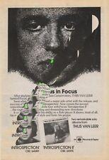 Thijs Van Leer Focus LP advert ZigZag Clipping 1973