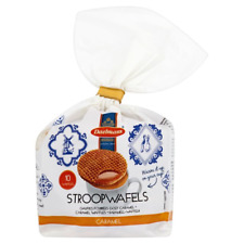 Stroopwafels Caramel Waffles Dutch Classic 10 Waffle Pack x15 *BB 07/11/19*