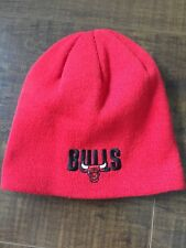 NBA Beanie Chicago Bulls Brand New-Free S/H (F)
