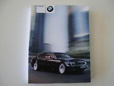 BMW Betriebsanleitung Deutschland 7er Reihe  E65 E66 Modelljahr 2003 01400157170