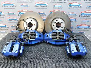 BMW M Sport Brembo Brake Caliper And Disc Set 530d 5 7 Series G30 G31 G11 31/10.