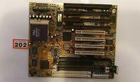 ABIT AB-PX5 - Socket 7 - Intel 430TX Chipset + Intel Pentium 200MHZ