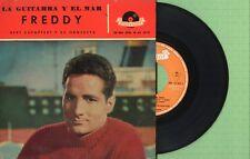 FREDDY QUINN La Guitarra Y El Mar POLYDOR 20482 EPH Pressing Spain 1959 EP EX
