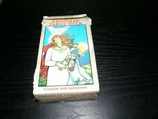 CONNOLLY TAROT DECK BELGIUM 1990 CARDS COMPLETE MISSING INSRTUCTIONS