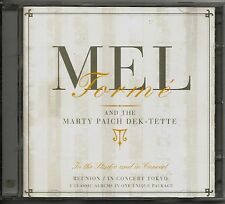 MEL TORME' AND THE MARTY PAICH DEK-TETTE - In the studio - 2 CD 2000 COME NUOVO