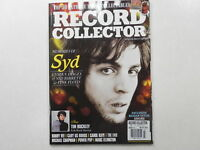 SYD BARRETT (PINK FLOYD) RECORD COLLECTOR MAGAZINE MARCH 2011