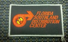 FLORIDA SOUTHLAND DISTRIBUTION CENTER Iron or Sew-On Patch