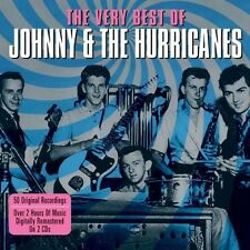 Johnny & the Hurricanes - Very Best of [New CD] UK - Import