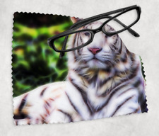 Tiger Sunglasses Reading Lens Mobile Phone Microfiber Cleaning Cloth