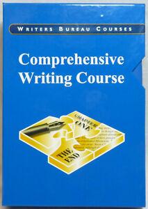 Comprehensive Writing Course. Writers Bureau Courses. 13 Books, Unused, Unmarked