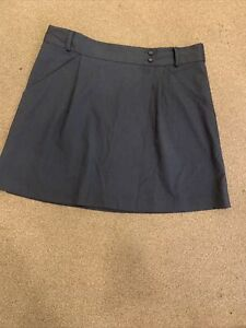Gap Bluey Grey Skirt - UK Ladies Size 16