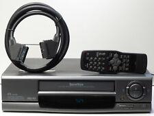 VHS Videorekorder geprüft / gewartet 1 J. Garantie Videorecorder + Fernbedienung