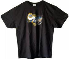 NAPA Auto Racing Ron Capps 2013 Race Schedule T-shirt Men's XL Black EUC