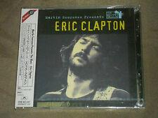 Martin Scorsese Presents The Blues -  Eric Clapton Japan CD sealed