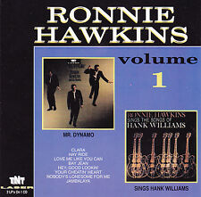 Ronnie Hawkins / Volume 1 / TNT Laser CD 25102/25137 / 2 LPs on 1 CD