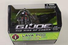 G.I. Joe Lava Pod with Volcano Viper Rise of Cobra