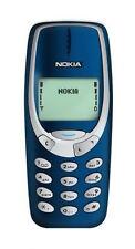 Téléphone Mobile Nokia 3310 - Bleu