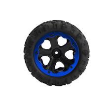Reifen Gummireifen mit 12mm Felgen für 1/10 RC Bigfoot Monster Truck