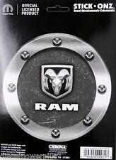 dodge RAM truck sticker decal logo vinyl gas fuel lid cap head mopar pickup 5.25