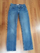 "Wrangler Twenty X Tulsa Womens Jeans Size Slim Fit Straight Blue 27"" waist"