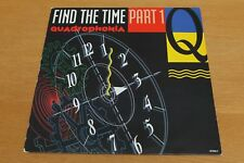 "Quadrophonia - Find The Time - 12"" Vinyl Single - ARS Records 657626 5"