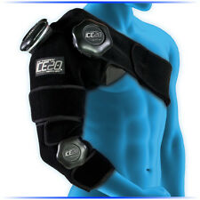 ICE20 Combo Arm Ice Cold Compression Therapy Wrap Elbow Shoulder