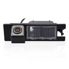 car camera for opel Astra H  Zafira B Costra D Vectra C  Lova Aveo Captivo 8LED