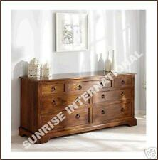 Wooden Chest of Drawers ( cabinets sideboard )