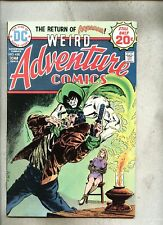 Adventure Comics #435-1974 fn Spectre Aquaman