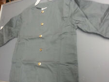 Children Civil War Confederate Costume Uniform Jacket Cs Size Youth Medium